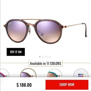 Authentic Ray Bans RB4253